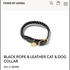 Found My Animal Rope Cat/Dog Collar